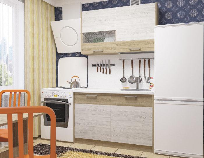 Модульная кухня Николь 1