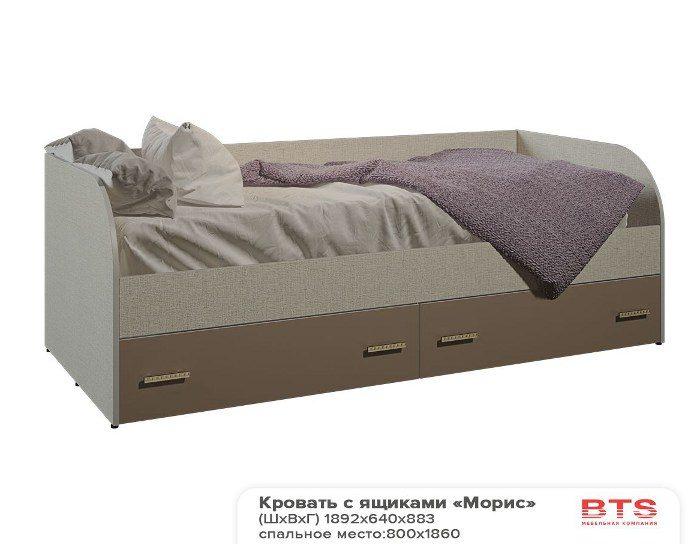 Детская кровать Морис КР-1