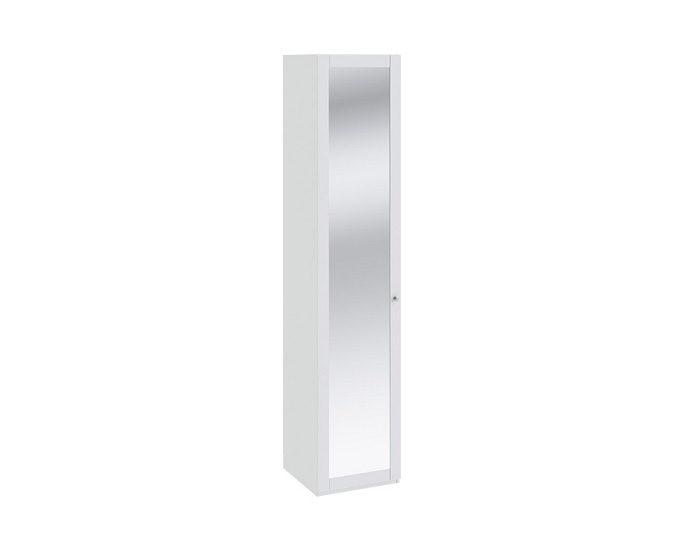 Детский шкаф для белья Ривьера ТД 241.07.21 с зеркалом