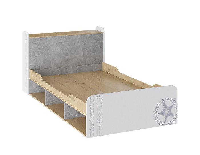 Детская кровать 1200 Мегаполис ТД-315.00.01