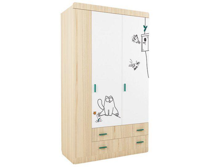 Шкаф комбинированный Кот 25
