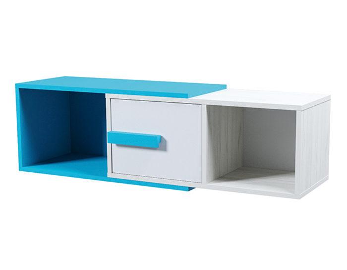Шкаф навесной Бриз 7