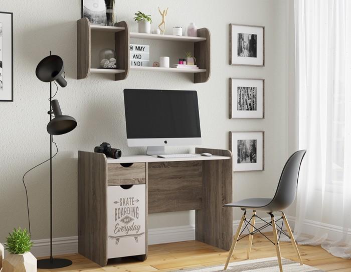 Компьютерный стол Найс трюфель