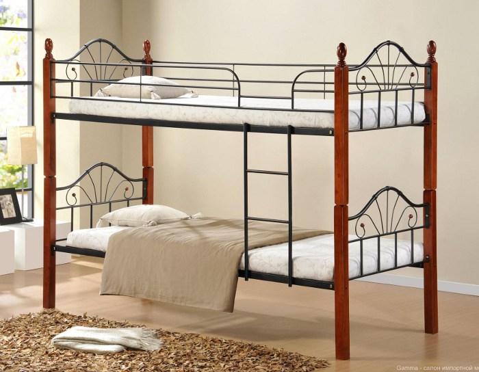 Кровать двухъярусная AT-9128