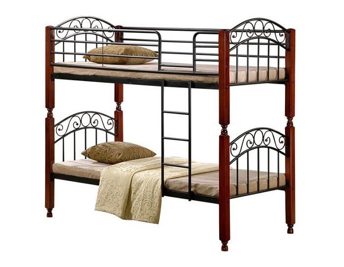 Кровать двухъярусная AT-9126