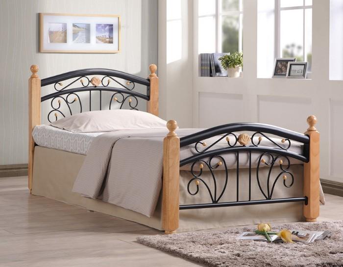 Кровать кованая Lilium 2S SB