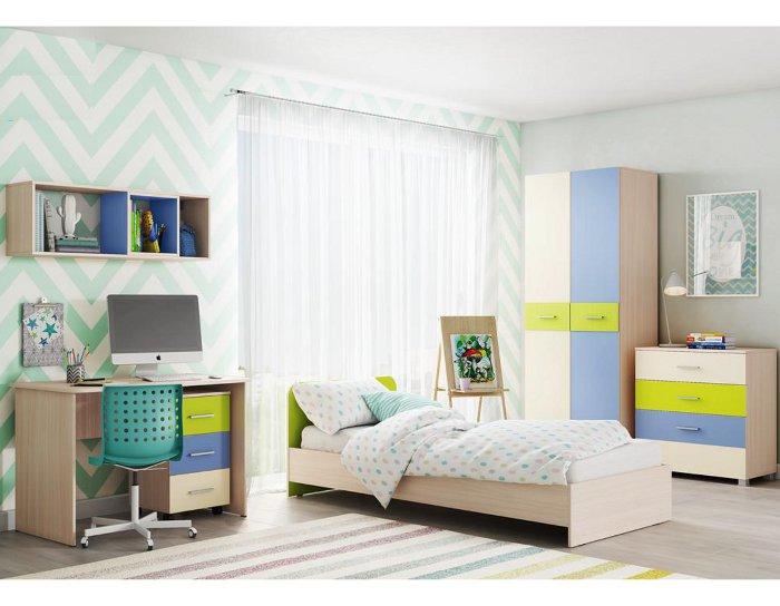 Модульная мебель для детской Лайк