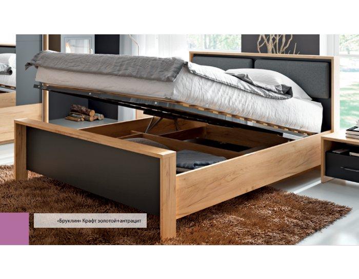 Кровать с подъёмным механизмом Бруклин ВК1410