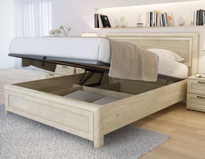 Кровать с подъёмным механизмом Рандеву RK1611 вариант 2