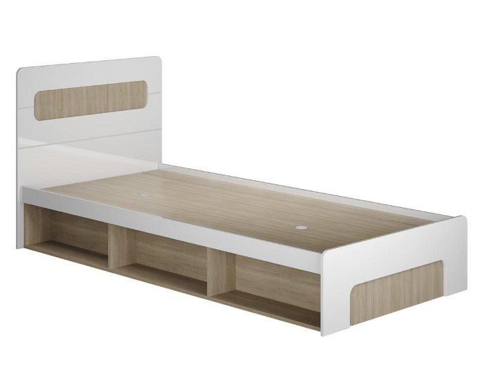 Детская кровать с подъёмным механизмом Палермо Юниор