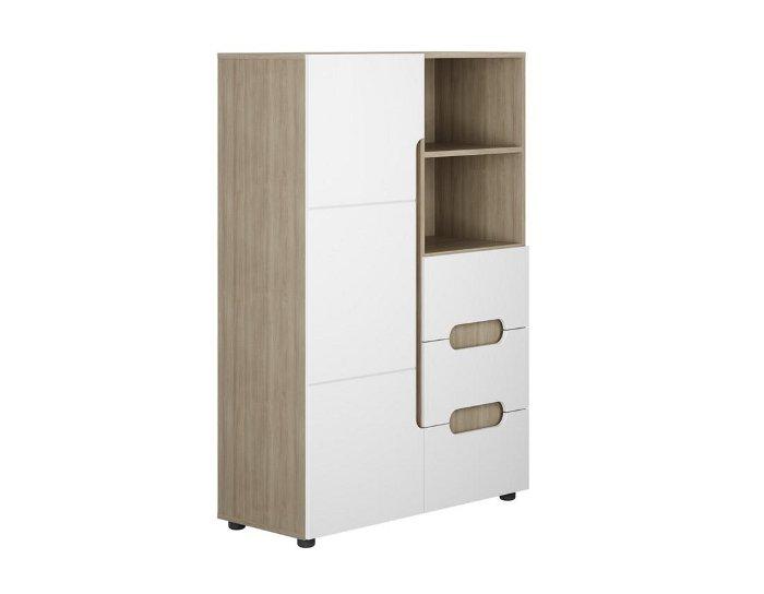 Шкаф однодверный комбинированный Палермо Юниор
