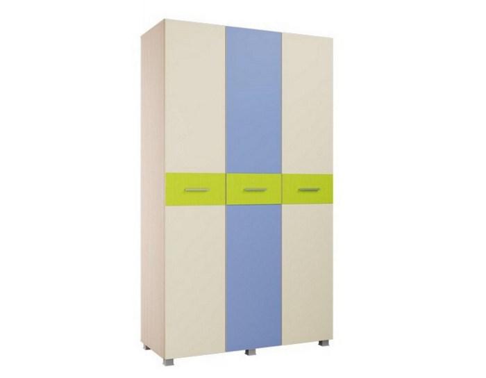 Шкаф трёхдверный Лайк ШК-072