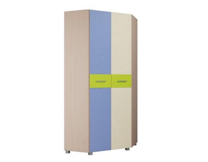 Шкаф угловой для одежды Лайк ШК-074