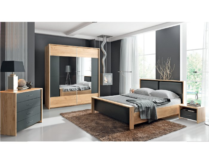 Модульная спальня Бруклин