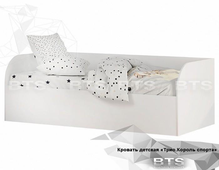 Детская кровать КРП-01 Трио с подъёмным механизмом
