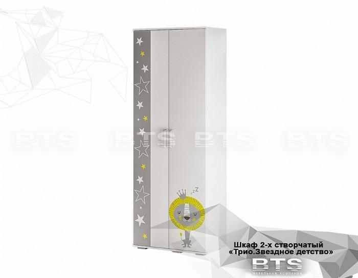 Шкаф двухдверный ШК-09 Звёздное детство