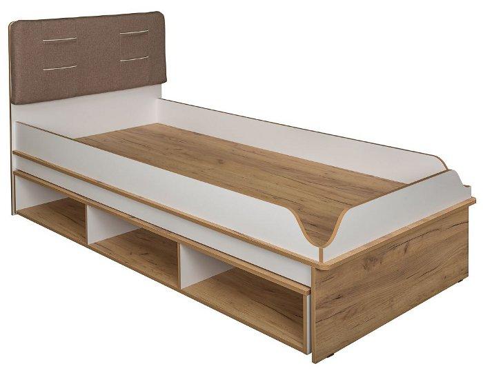 Детская кровать Вуди 11.01 с ящиком