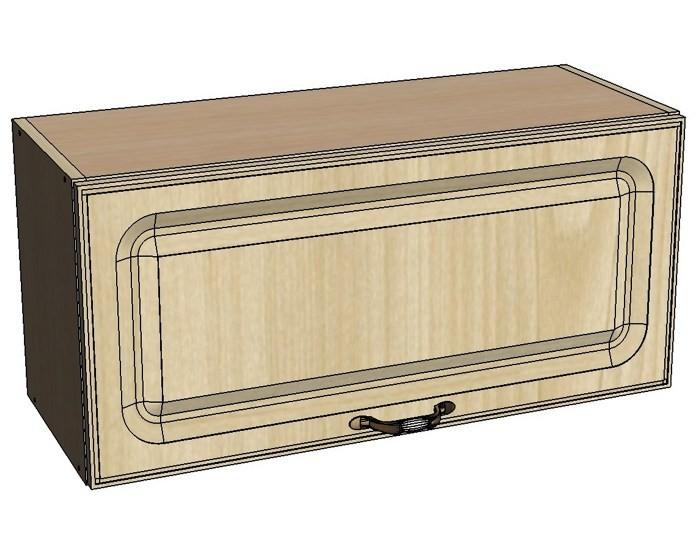 Кухонный шкаф Моника/Милана AG60 с патиной