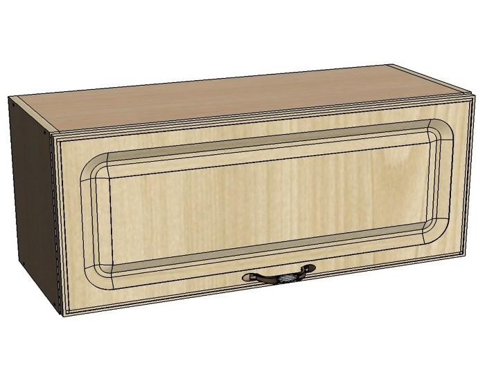 Кухонный шкаф Моника/Милана AG80 с патиной