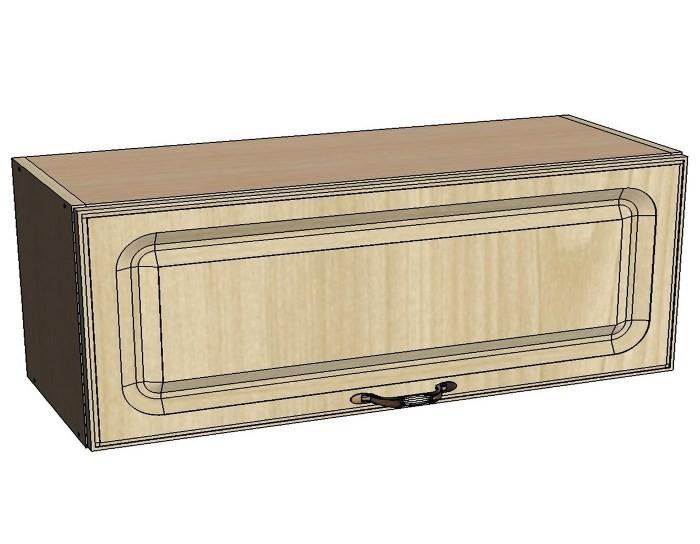 Кухонный шкаф Моника/Милана AG90 с патиной