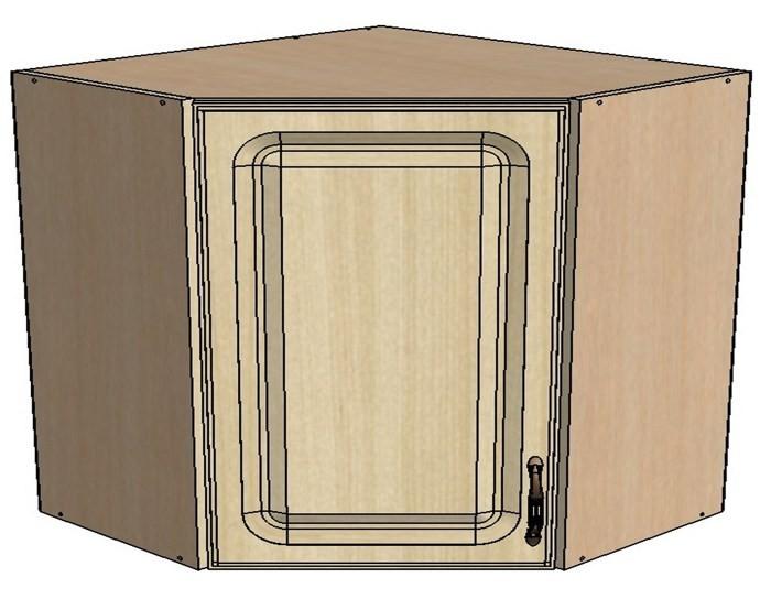 Кухонный шкаф Моника/Милана AU60/60 с патиной