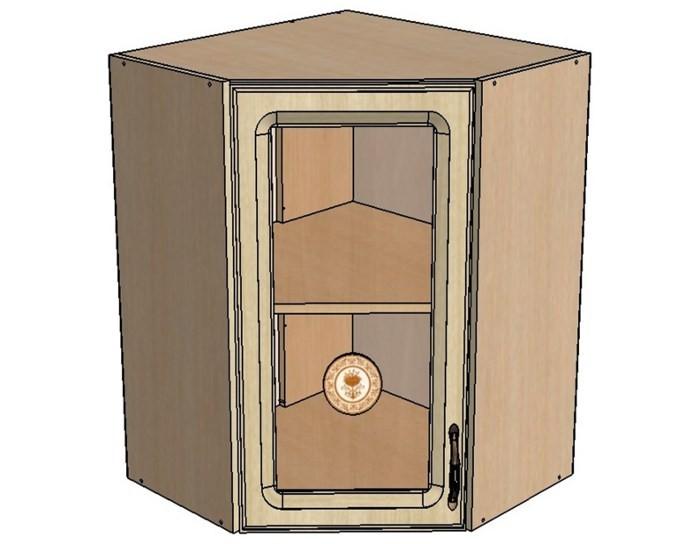 Кухонный шкаф Моника/Милана AUS60/60 с патиной