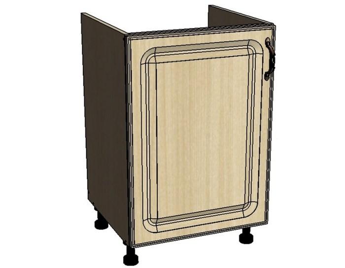 Кухонный шкаф Моника/Милана DM50 под мойку с патиной