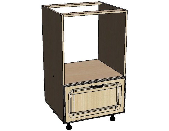 Кухонный шкаф Моника/Милана DP60.1 с патиной
