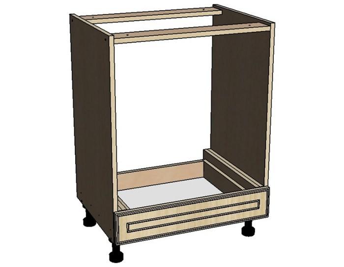 Кухонный шкаф Моника/Милана DP60 с патиной