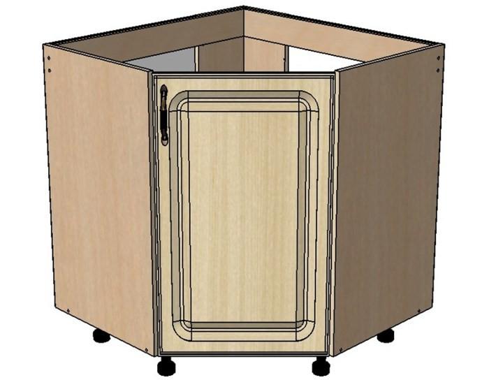 Кухонный шкаф Юлия DU90/90 угловой