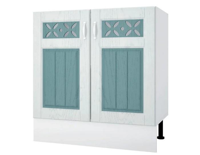 Кухонный шкаф/мойка 80 Камелия без столешницы