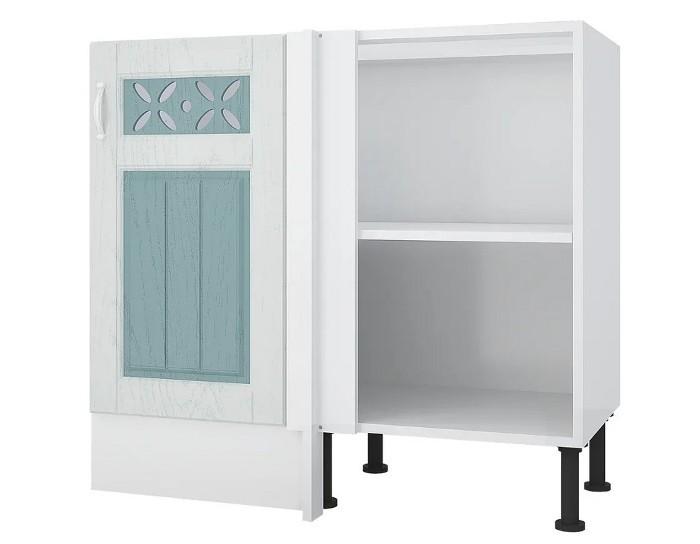 Кухонный шкаф угловой 100 Камелия без столешницы