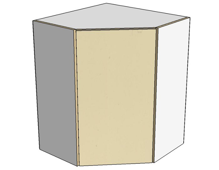 Кухонный шкаф Фиджи Лайт AU60/60