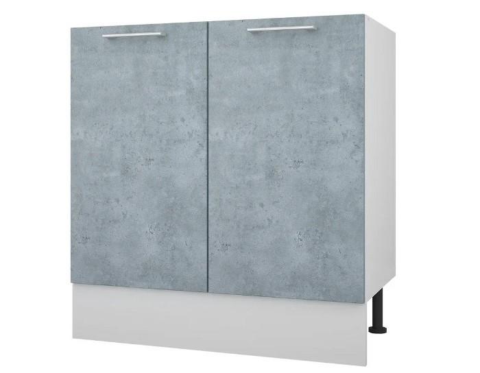 Кухонный шкаф/мойка 80 Лофт без столешницы