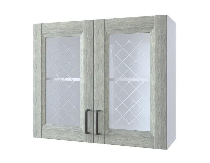 Кухонный шкаф витрина 80 Винтаж