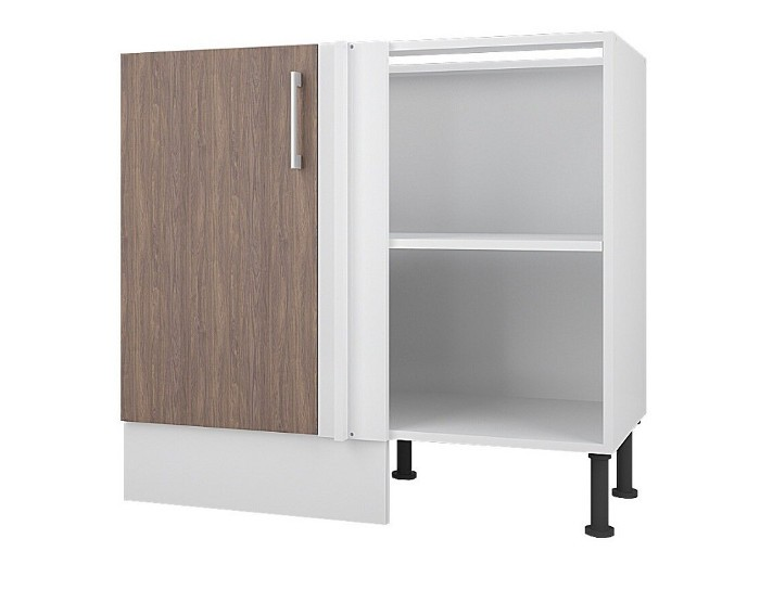 Кухонный шкаф угловой 100 Европа без столешницы