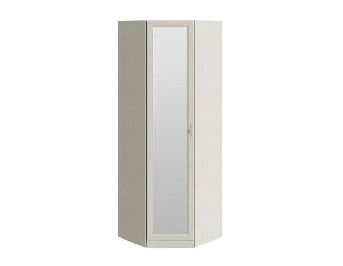 Шкаф Лючия ТД-235.07.23 угловой с зеркальной дверью