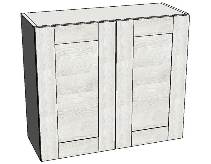Кухонный шкаф Фиеста AM80 под сушку