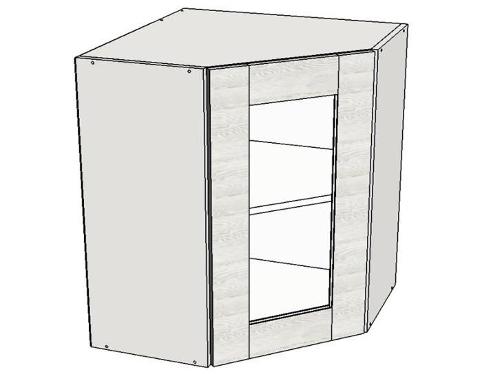 Кухонный шкаф Фиеста AUS60/60 со стеклом