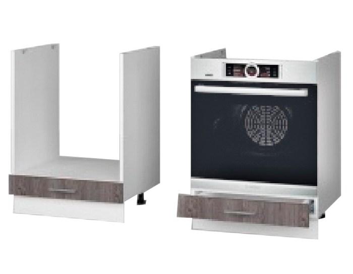 Кухонный шкаф Лофт ШНД600 без столешницы