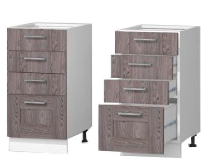 Кухонный шкаф Лофт ШНЯ400 без столешницы