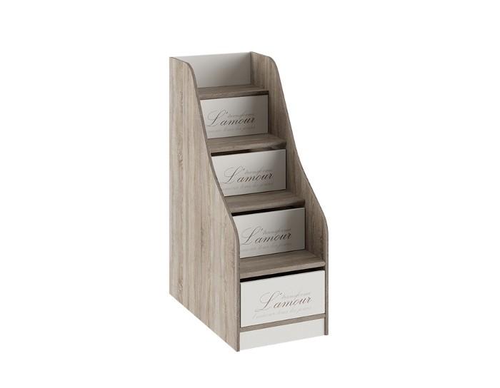 Лестница приставная для детской кровати Брауни ТД-313.11.12